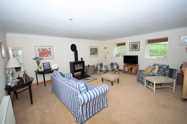 Thumbnail Semi-detached house to rent in Blairmill Farm, Kelty, Fife