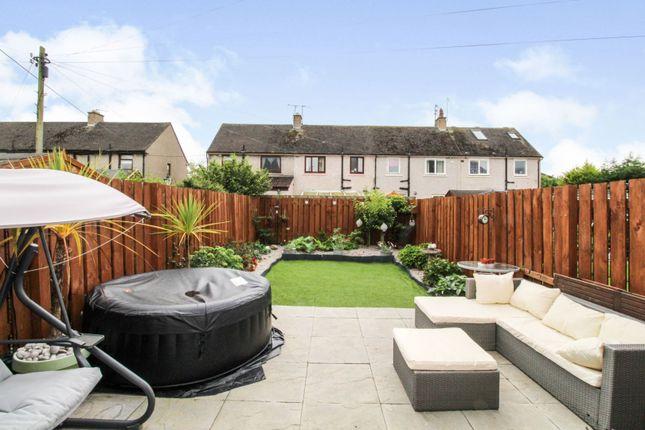 Rear Garden of Westray Road, Aberdeen AB15