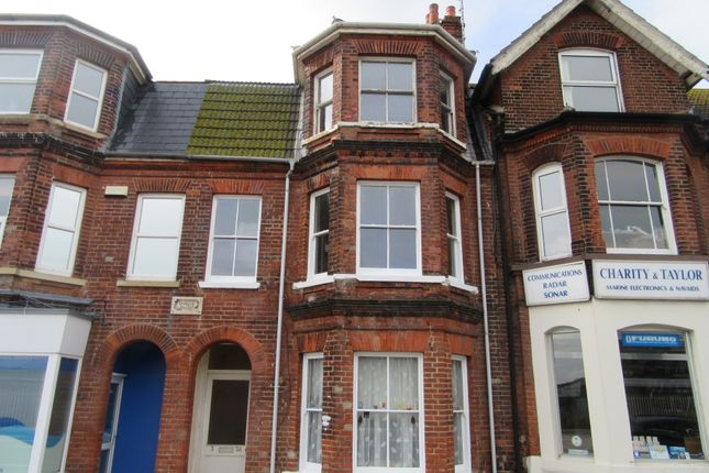 Thumbnail Triplex to rent in Battery Green Road, Lowestoft