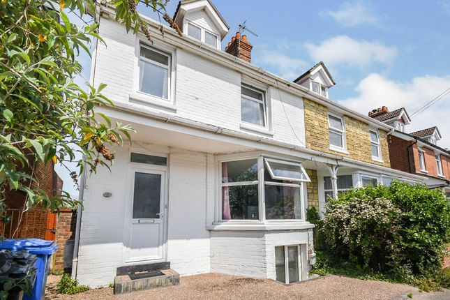 5 bed semi-detached house for sale in Hermitage Road, Parkstone, Poole BH14