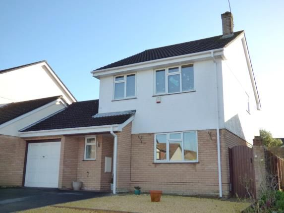 Thumbnail Link-detached house for sale in Canford Heath, Poole, Dorset