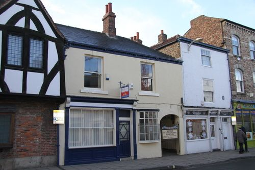 Office to let in Walmgate, York