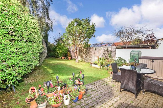 Rear Garden of Capell Close, Coxheath, Maidstone, Kent ME17