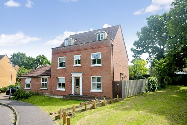 Thumbnail Detached house for sale in Church Meadows, Bocking, Braintree