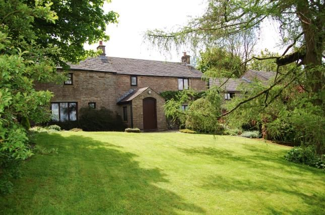 Thumbnail Detached house for sale in Clayholes Road, Kettleshulme, High Peak, Cheshire