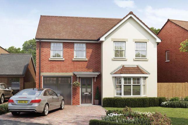 "Thumbnail Detached house for sale in ""Haddenham"" at Monkton Lane, Hebburn"