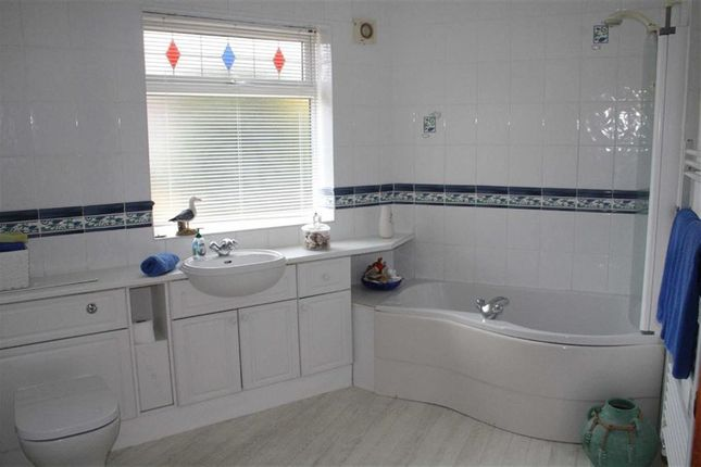 Bathroom of Barbara Avenue, Kirby Muxloe, Leicester LE9