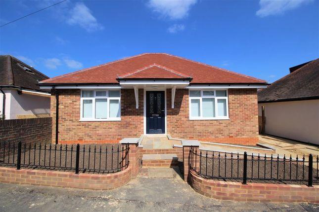 Thumbnail Detached bungalow for sale in Belmont Avenue, Guildford