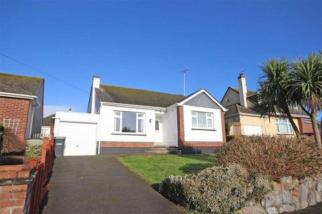 Thumbnail Bungalow for sale in Cross Park, Central Area, Brixham