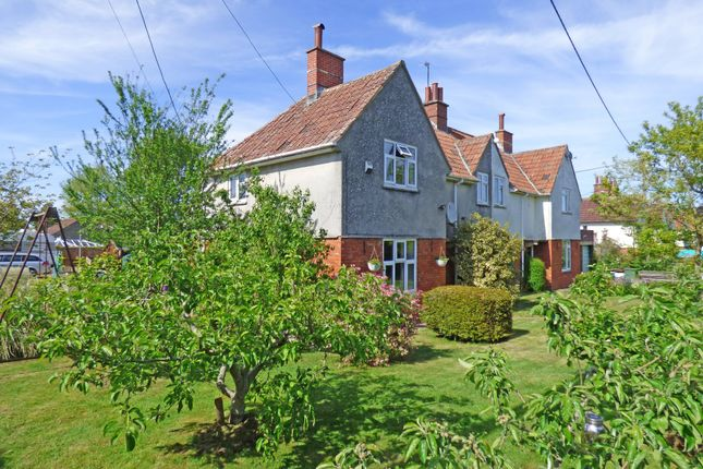 Thumbnail Semi-detached house for sale in Dibbens Row, Charlton Musgrove, Wincanton