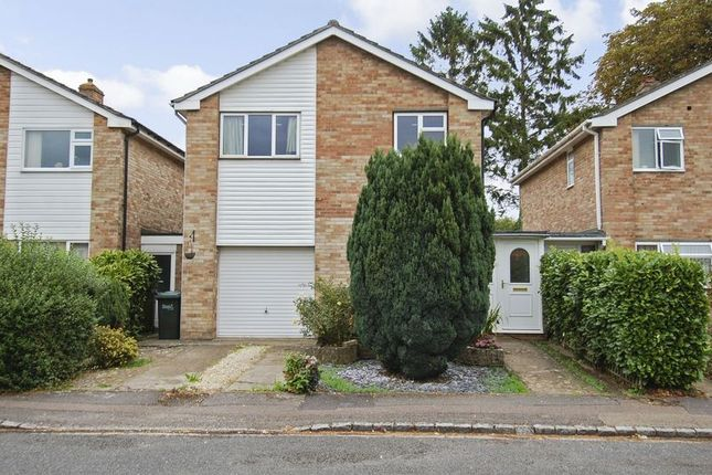 Thumbnail Detached house for sale in Nurseries Road, Kidlington