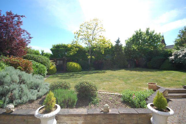 Back Garden of Mallow Walk, St James Parish, Goffs Oak EN7