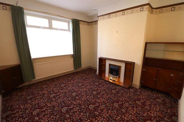 Living Room of Short Street, Bishop Auckland DL14