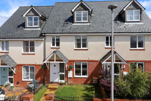Thumbnail Town house to rent in Wheat Field Lane, Cranbrook, Exeter