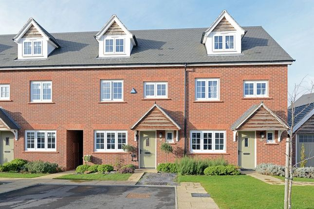 Thumbnail Terraced house for sale in Way Field, Leegomery, Telford, Shropshire