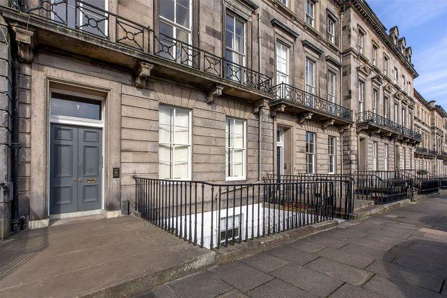 Main Door of Eton Terrace, West End, Edinburgh EH4