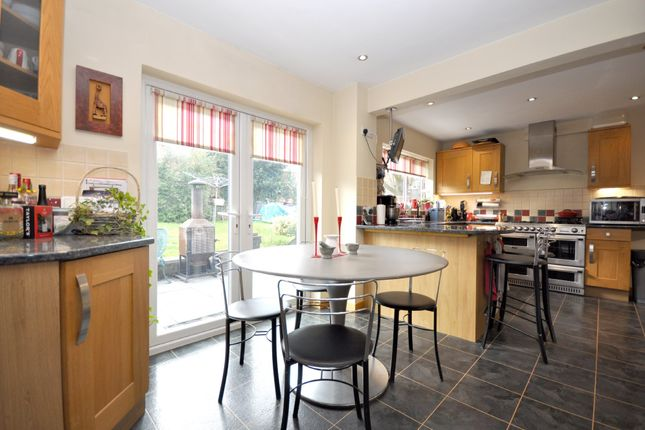 Thumbnail Detached house for sale in Stockfield Road, Claygate, Esher
