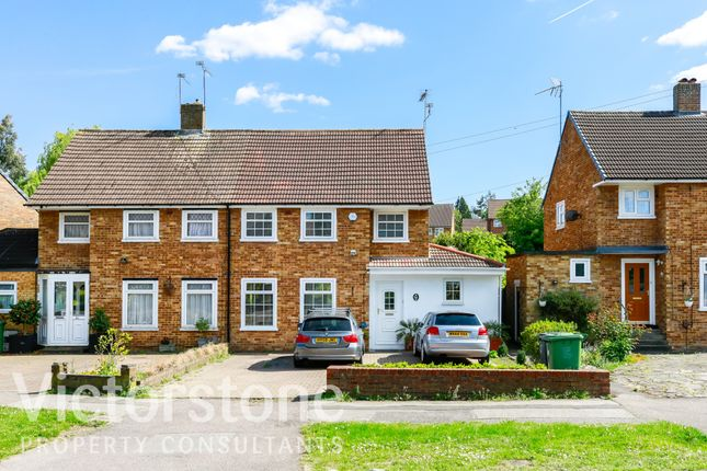 Thumbnail Semi-detached house for sale in Carpenter Way, Hertfordshire