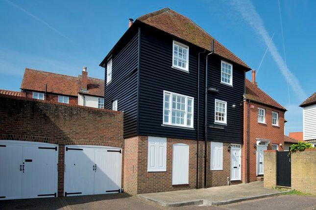 Thumbnail End terrace house to rent in Wantsum Mews, Sandwich, Kent