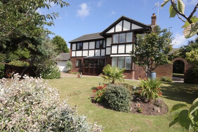 Thumbnail Detached house for sale in Westward Ho, Caldy, Wirral