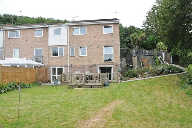 Thumbnail End terrace house for sale in Lockington Avenue, Hartley, Plymouth