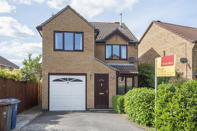 3 bed detached house to rent in Winchester Close, Banbury OX16
