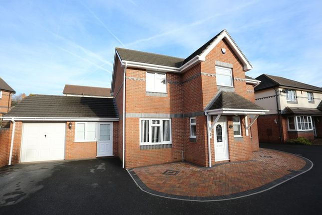 Thumbnail Detached house for sale in St. Briac Way, Exmouth