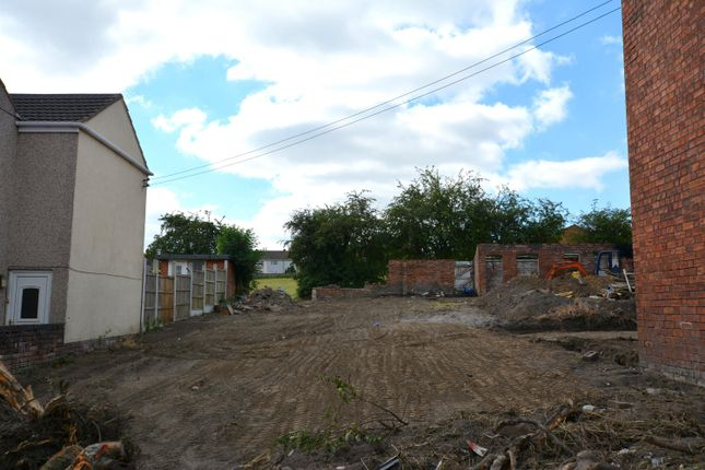 Land for sale in Queen Street, Brimington, Chesterfield