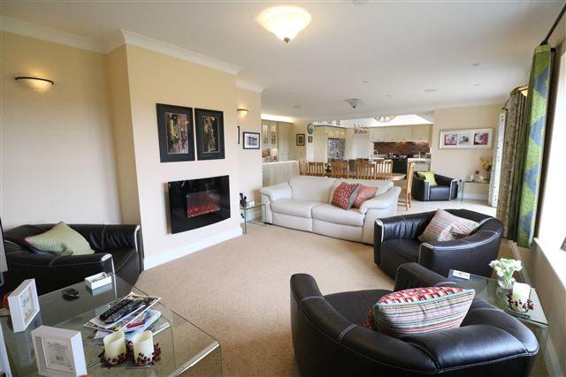 Family Room of 14 Scotby Village, Scotby, Carlisle, Cumbria CA4