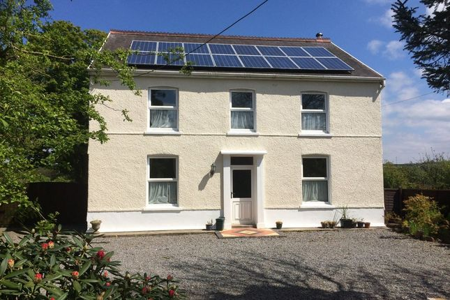 Thumbnail Detached house for sale in Maesybont, Llanelli