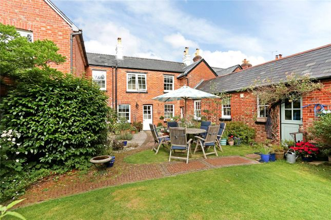 Thumbnail Detached house for sale in Old School Lane, Yateley, Hampshire