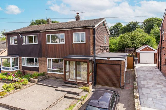 Thumbnail Semi-detached house for sale in Longthorpe Lane, Lofthouse, Wakefield