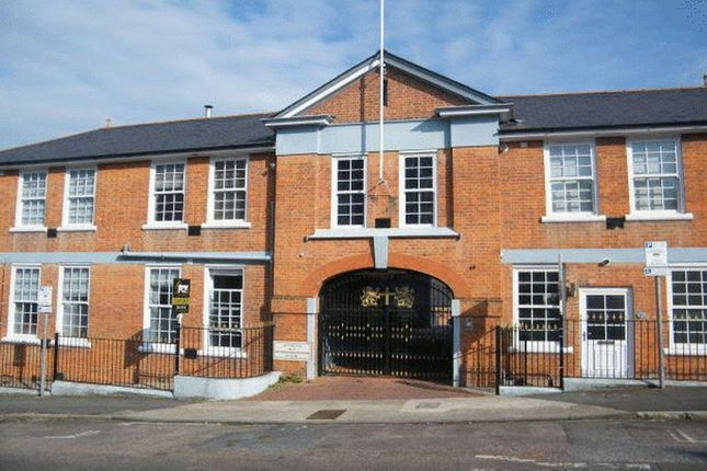 Thumbnail Flat for sale in Denmark Road, Cowes