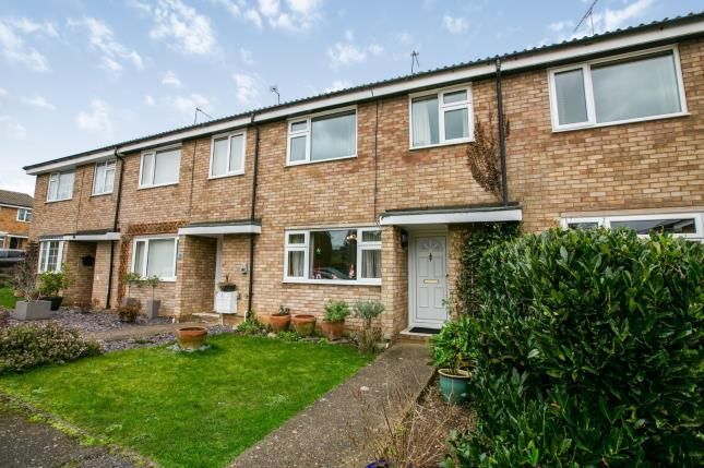 Thumbnail Terraced house for sale in Mendham Way, Clophill, Beds, Bedfordshire