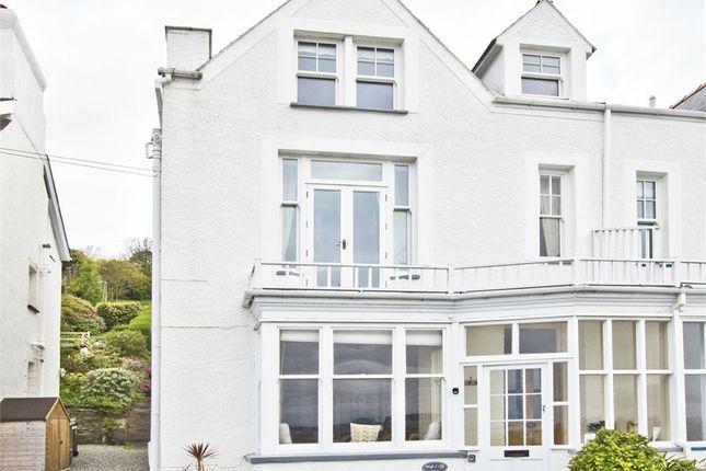 Thumbnail Semi-detached house for sale in Hillside, Aberdovey, Gwynedd