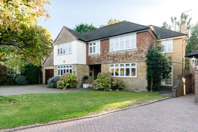 Thumbnail Detached house for sale in Coombe Neville, Coombe, Kingston Upon Thames