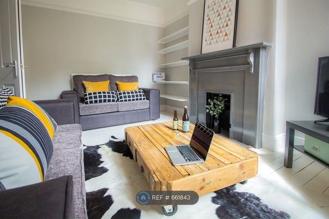 Thumbnail Terraced house to rent in Abingdon Road, Leicester