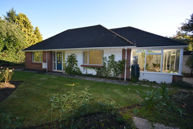 Thumbnail Detached bungalow for sale in Higher Blandford Road, Broadstone