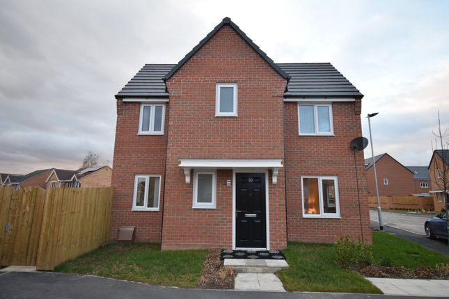 Thumbnail Detached house for sale in Sharp Way, Kinsley, Pontefract