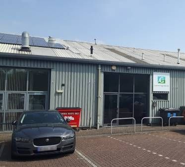 Thumbnail Office for sale in Cooper Road, Thornbury, Bristol