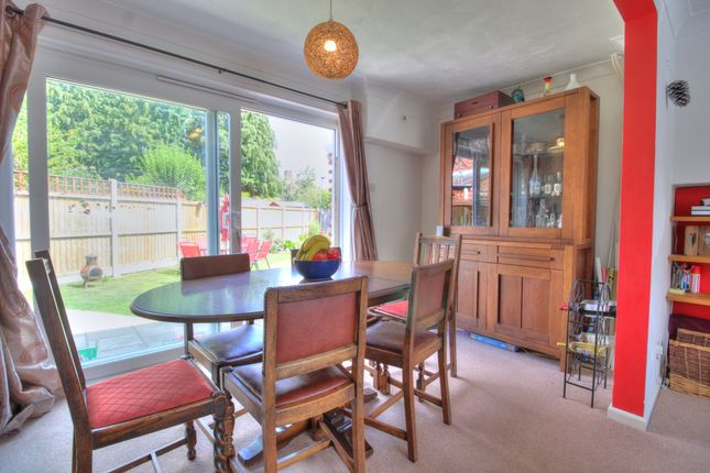 Dining Area of Queens Way, Ringwood BH24