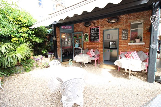 Thumbnail Restaurant/cafe for sale in Libra Court, Fore Street, Sidmouth