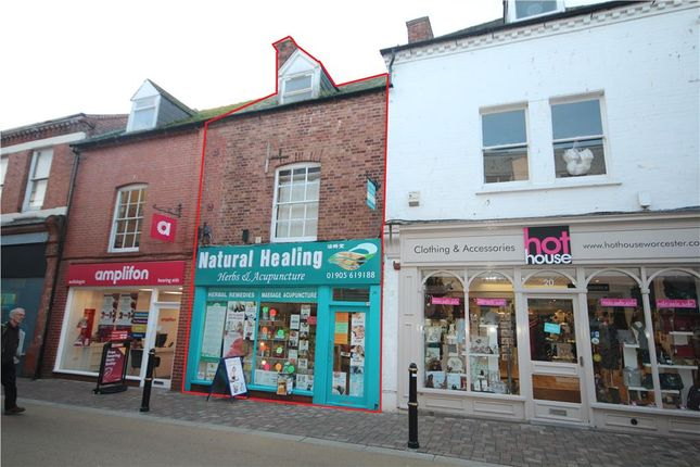 Thumbnail Commercial property for sale in 21 The Shambles, Worcester, Worcestershire