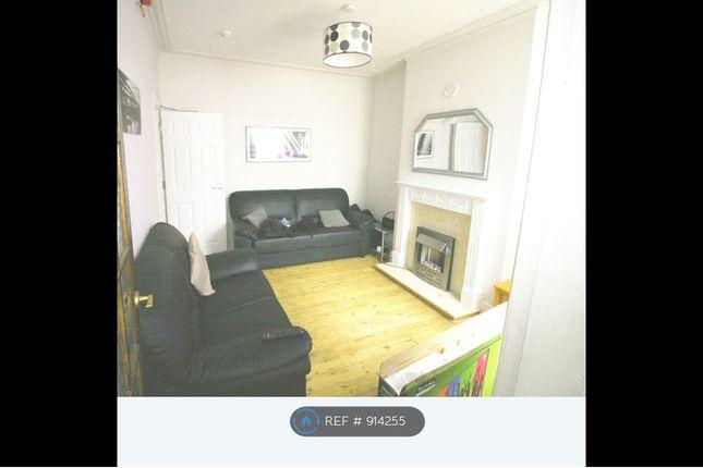 Living Room of Etwall Street, Derby DE22