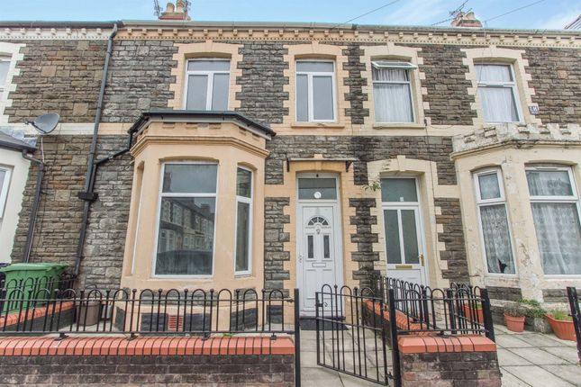 Terraced house for sale in Mandeville Street, Cardiff