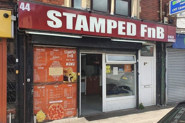 Thumbnail Restaurant/cafe for sale in Cardiff Road, Newport