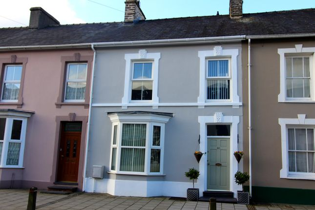 3 bed terraced house for sale in Bridge Street, Lampeter SA48
