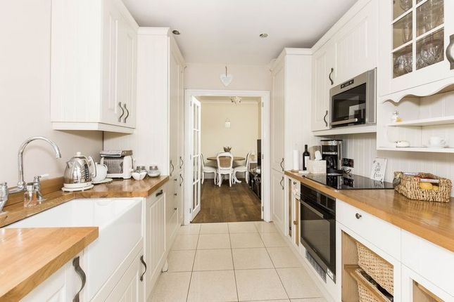 Thumbnail End terrace house for sale in Grenoble Gardens, London
