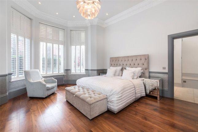 Bedroom of Eton Avenue, Belsize Park, London NW3