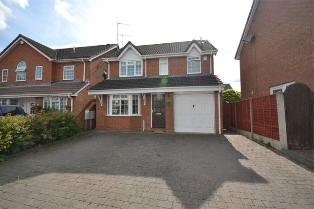 Thumbnail Detached house to rent in Brunton Close, Binley, Coventry